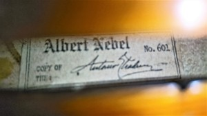 Eastman Albert Nebel VL601